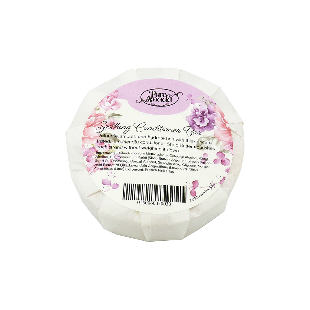 Conditioner Bar - Soothing (Lavender & Lime)