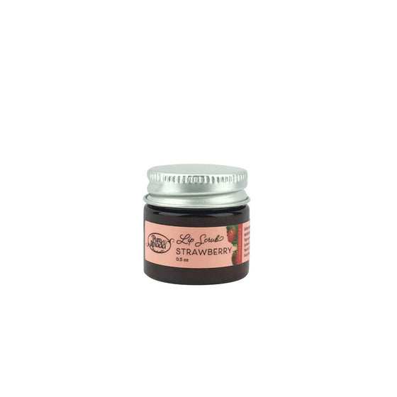 Strawberry Lip Scrub 0.5oz-PureAnada-Live in the Light