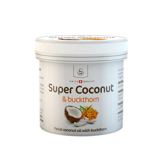 Super Coconut – Facial Coconut Oil with Sea Buckthorn