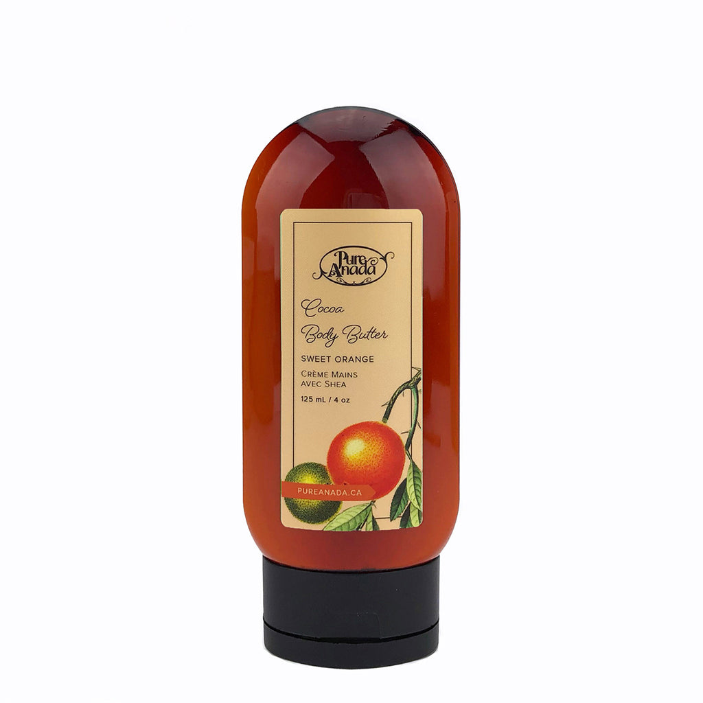 Cocoa Body Butter - Sweet Orange 125ml