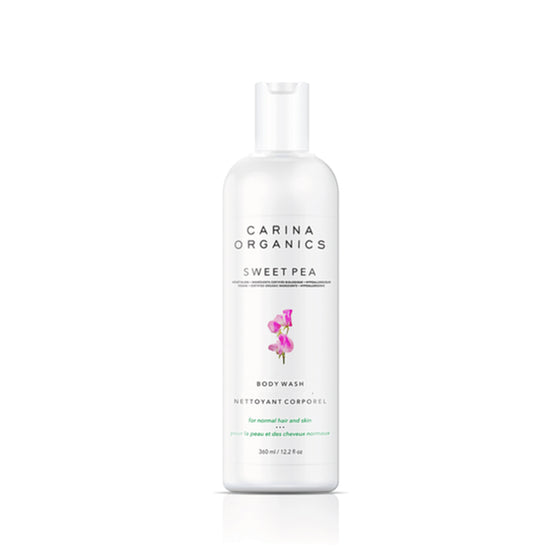 Sweet Pea Moisturising Body Wash 360ml