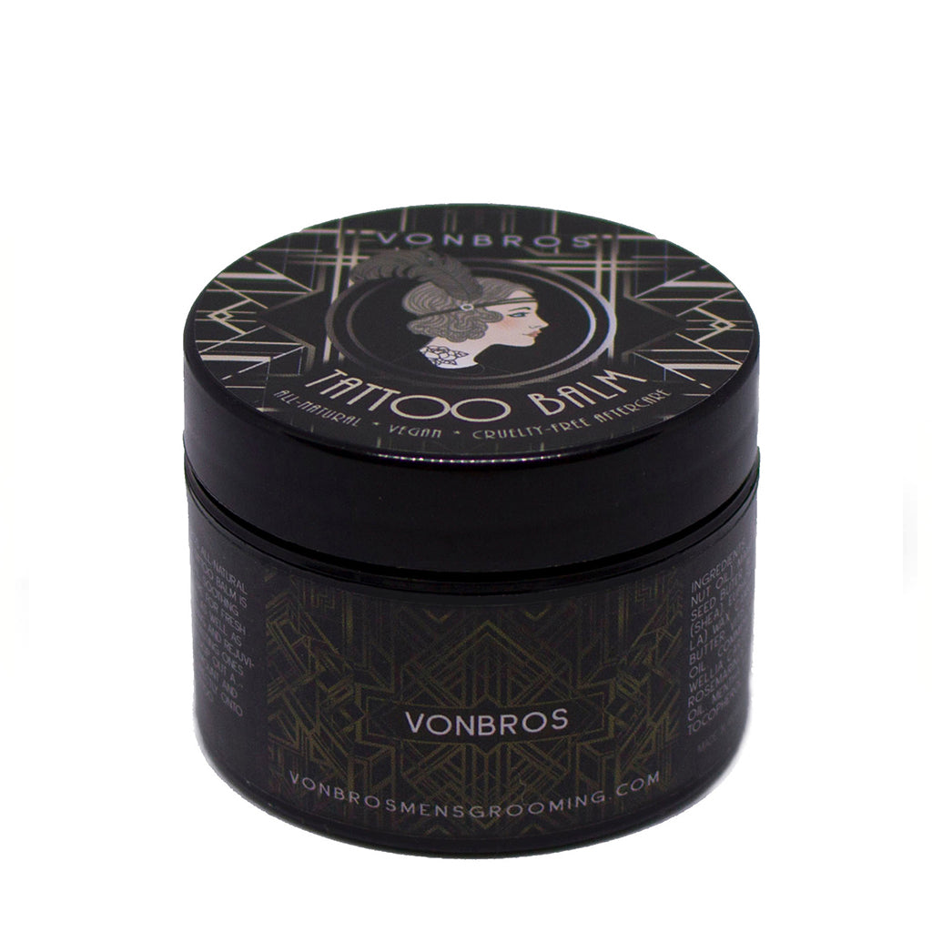 Vonbros Tattoo Balm 40ml-VonBros-Live in the Light