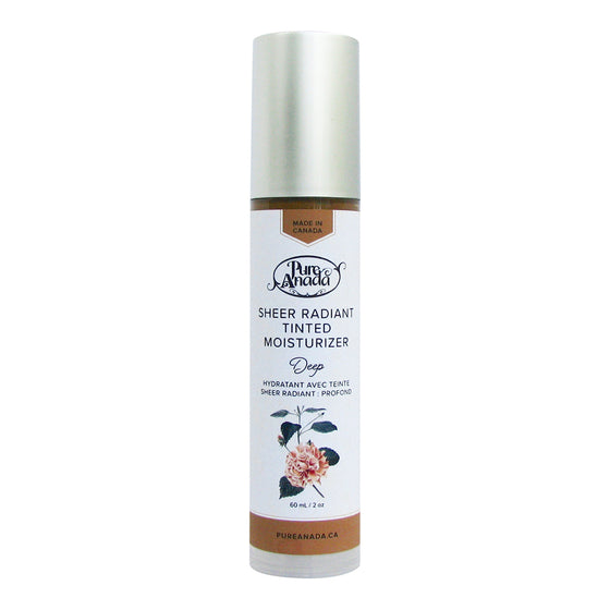 Deep Tinted Moisturiser 60ml-PureAnada-Live in the Light