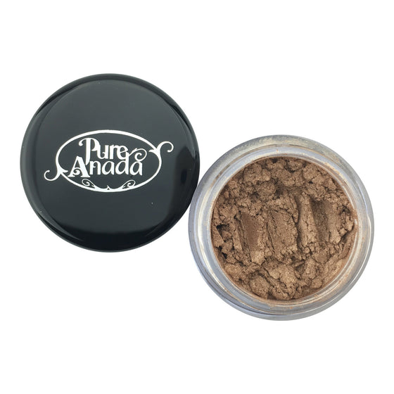 Toasted Almond - Luminous Eye Loose Shadow 1g-PureAnada-Live in the Light