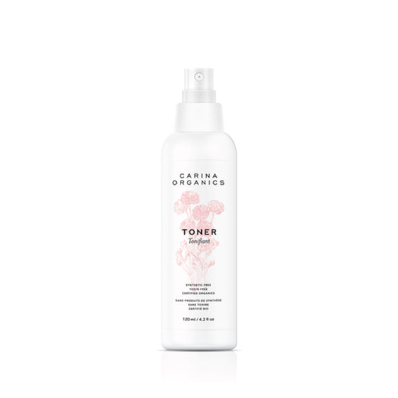 Daily Organic Toner 120ml