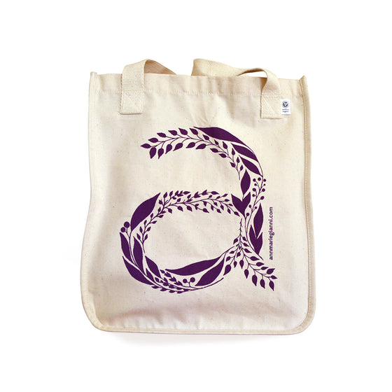 Ann Marie Skin Care Logo Tote Bag