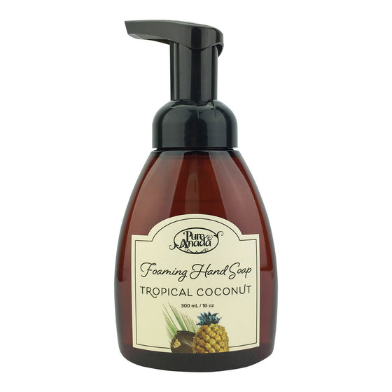 Foaming Hand Soap - Tropical Coconut 300ml