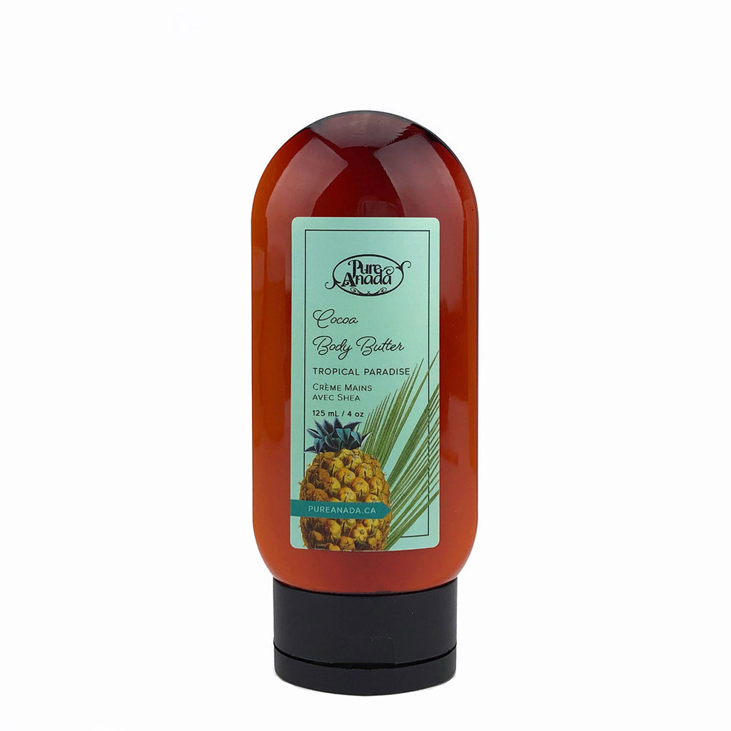 Cocoa Body Butter - Tropical Paradise 125ml