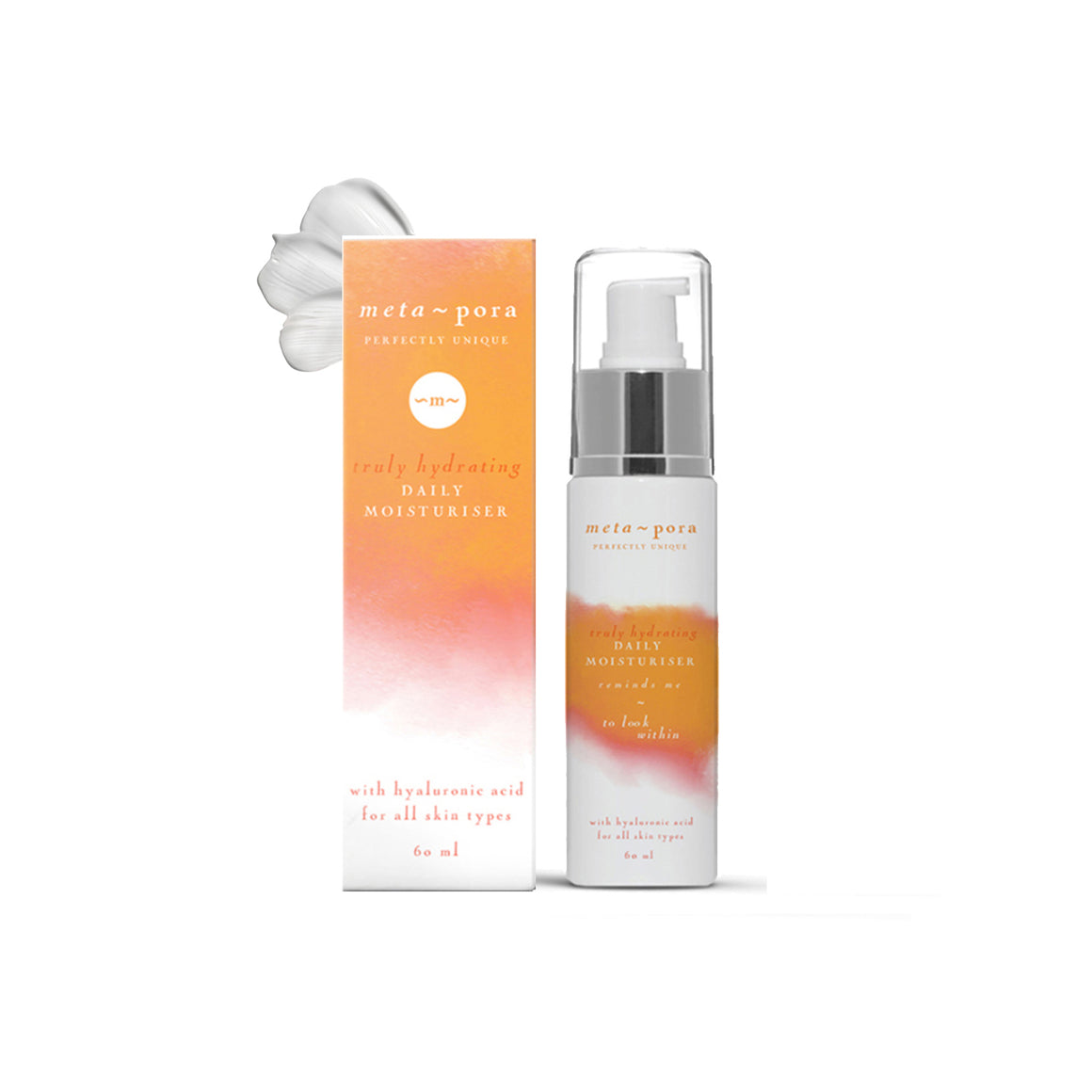 Truly Hydrating Daily Moisturiser 60ml-meta~pora-Live in the Light
