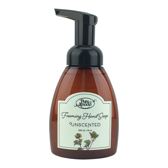 Foaming Hand Soap - Unscented 300ml