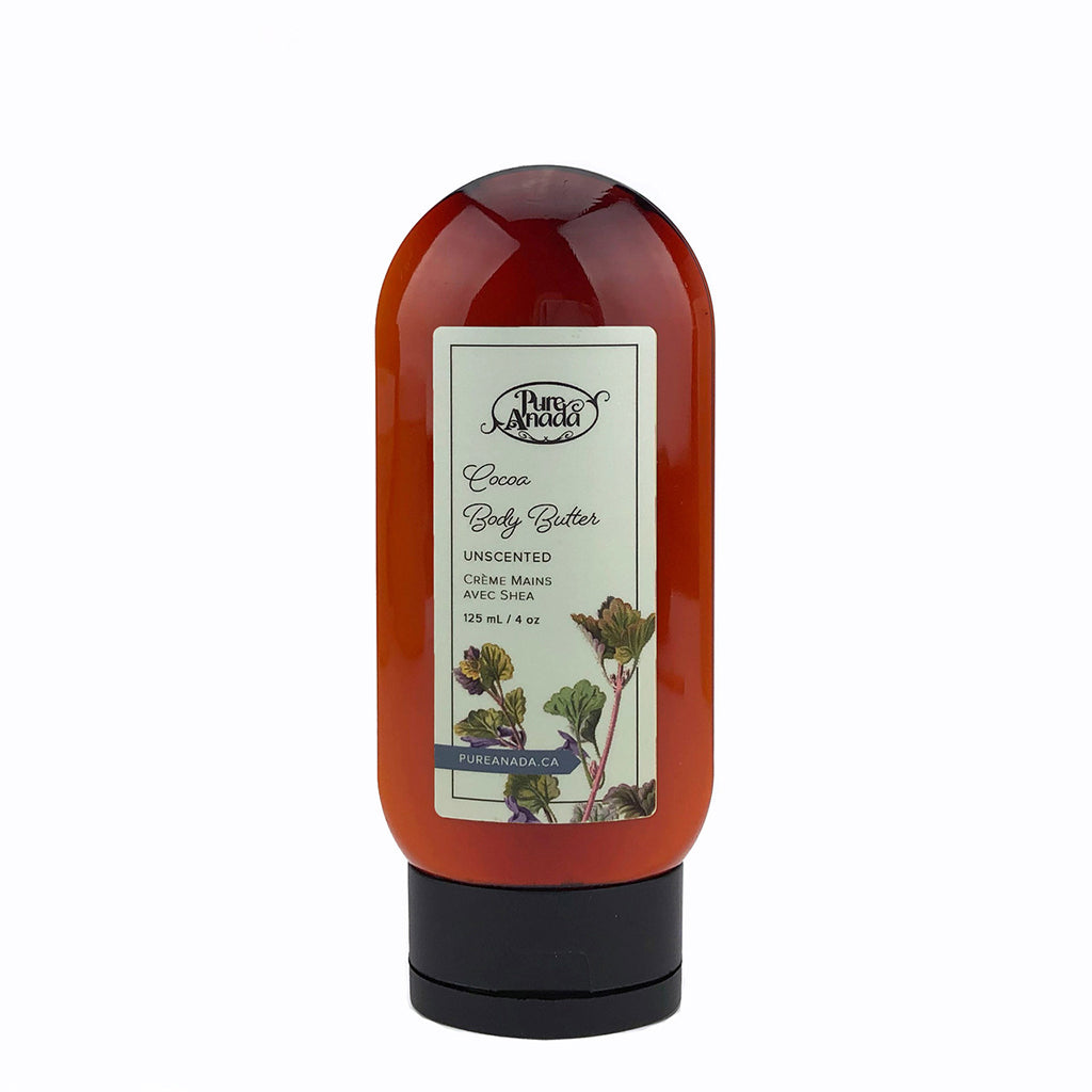 Cocoa Body Butter - Unscented 125ml