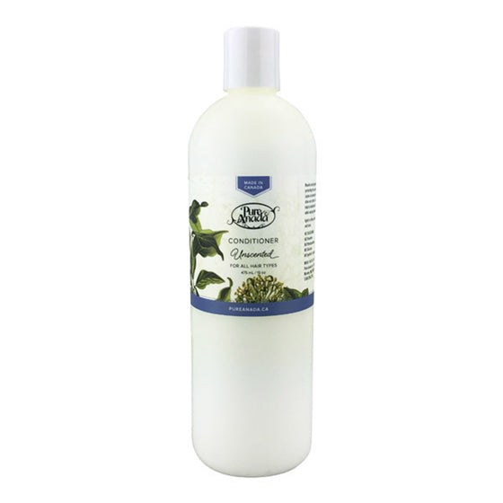 Unscented Conditioner 475ml-PureAnada-Live in the Light