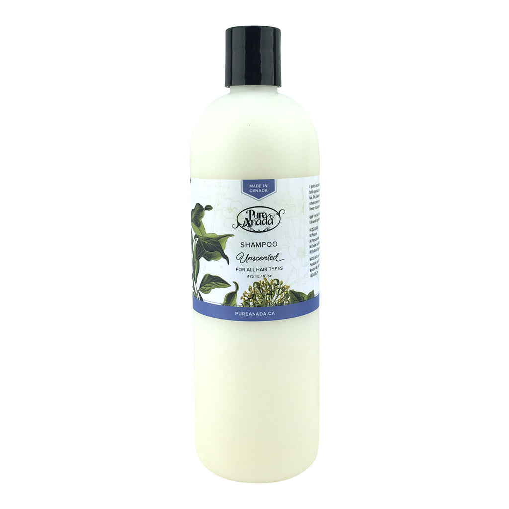 Unscented Shampoo 475ml-PureAnada-Live in the Light