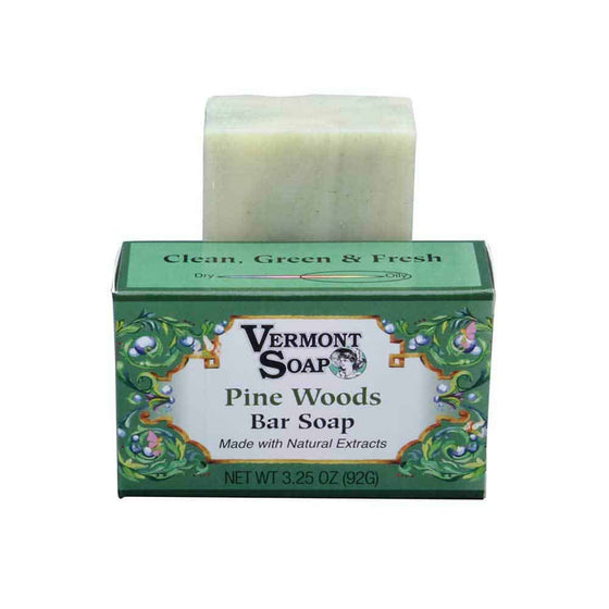 Handmade Bar Soap - Pine Woods 92g