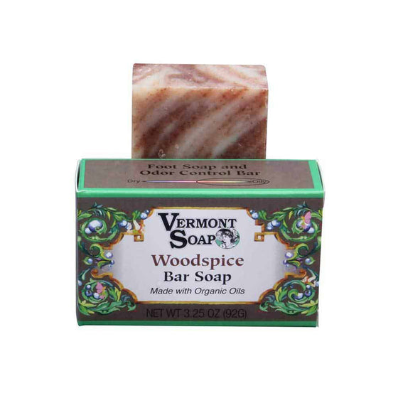 Handmade Bar Soap - Woodspice 92g