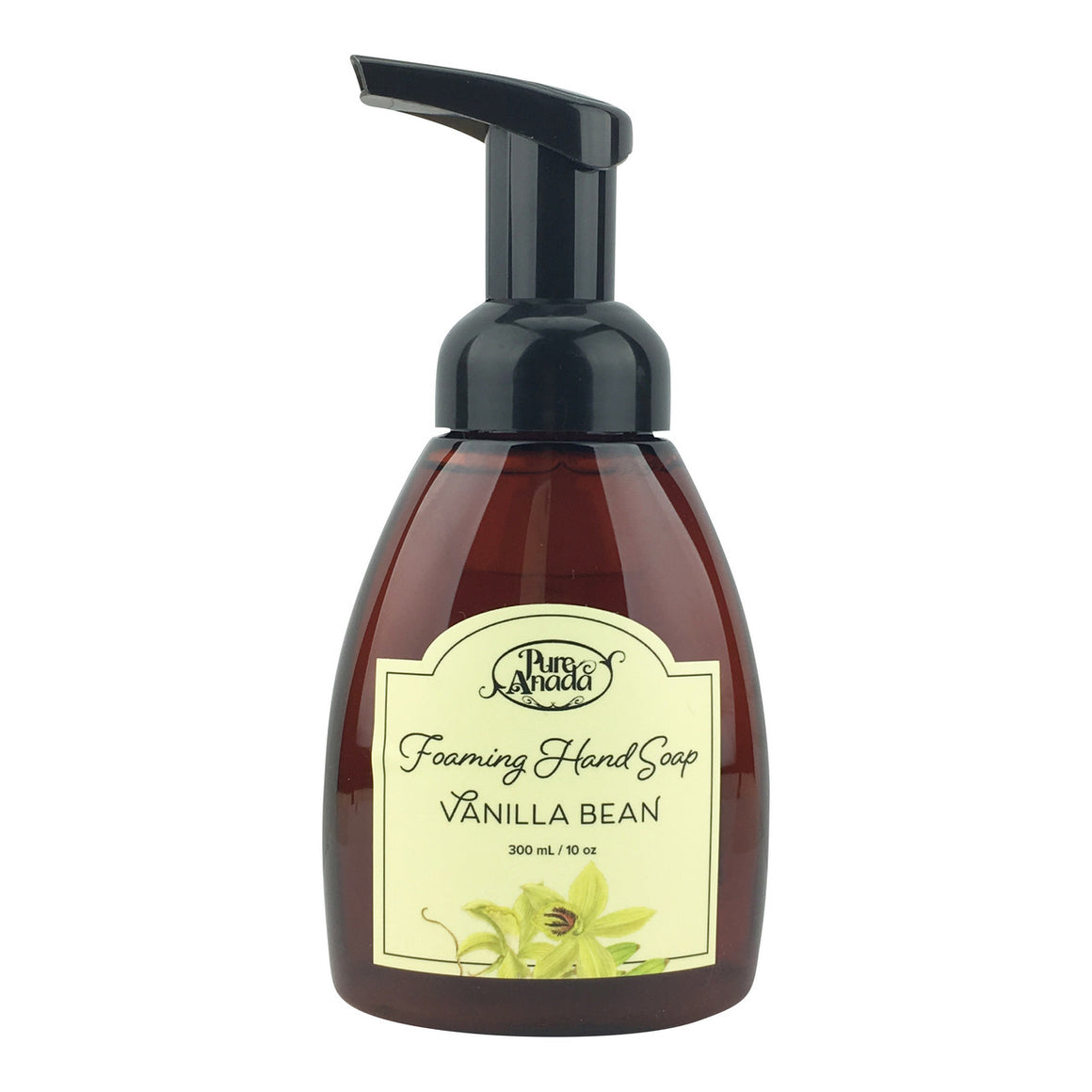 Foaming Hand Soap - Vanilla Bean 300ml