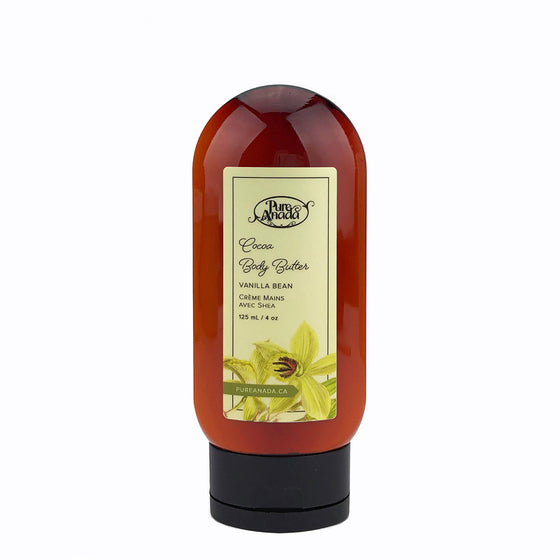 Cocoa Body Butter - Vanilla Bean 125ml