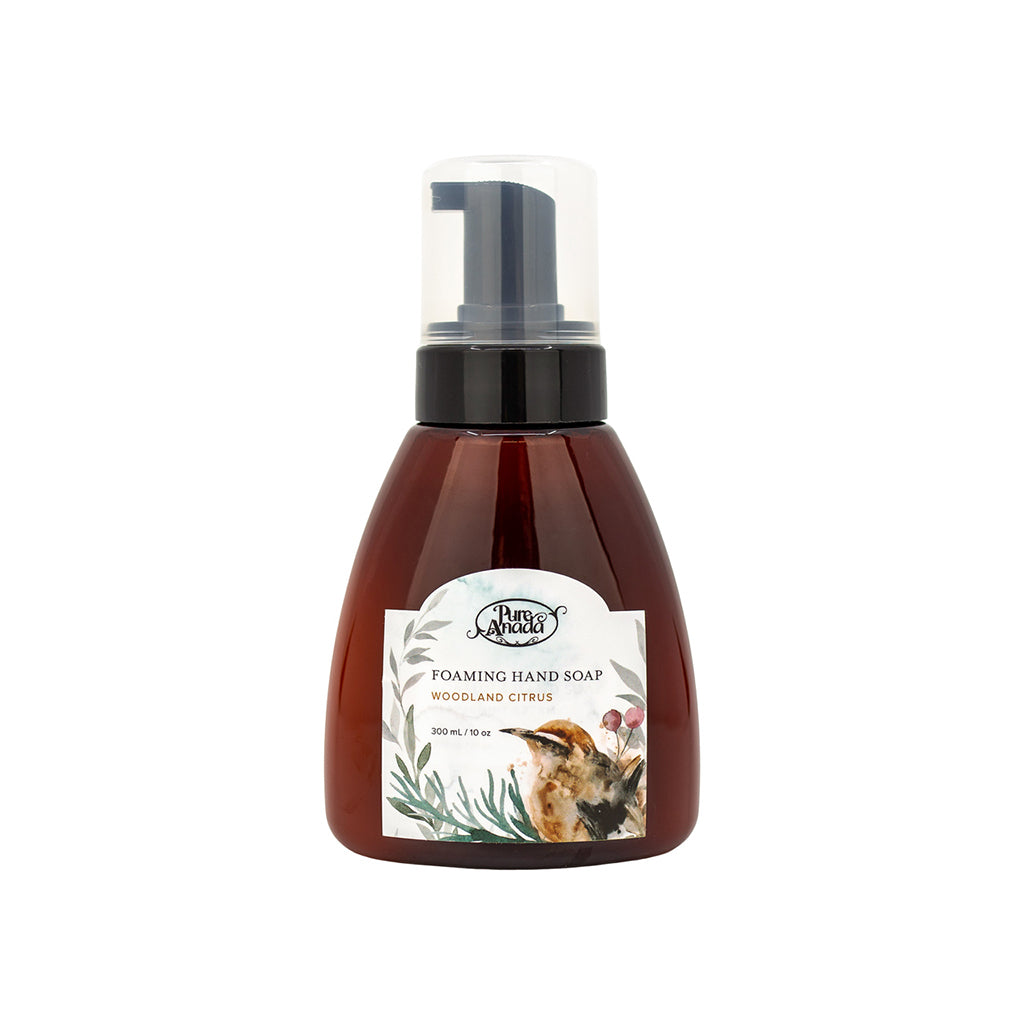Foaming Hand Soap - Woodland Citrus 300ml