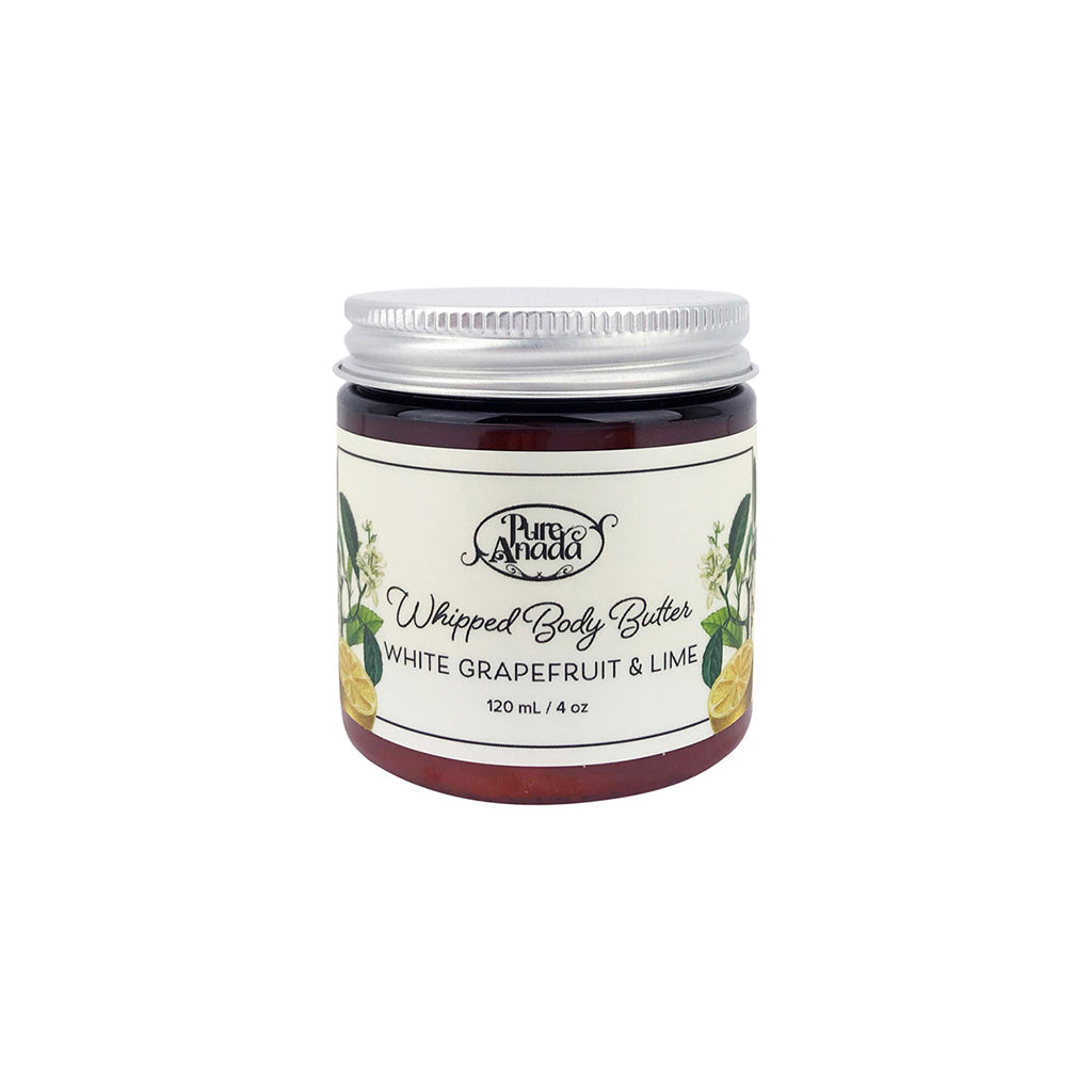 Whipped Body Butter - White Grapefruit & Lime 120ml