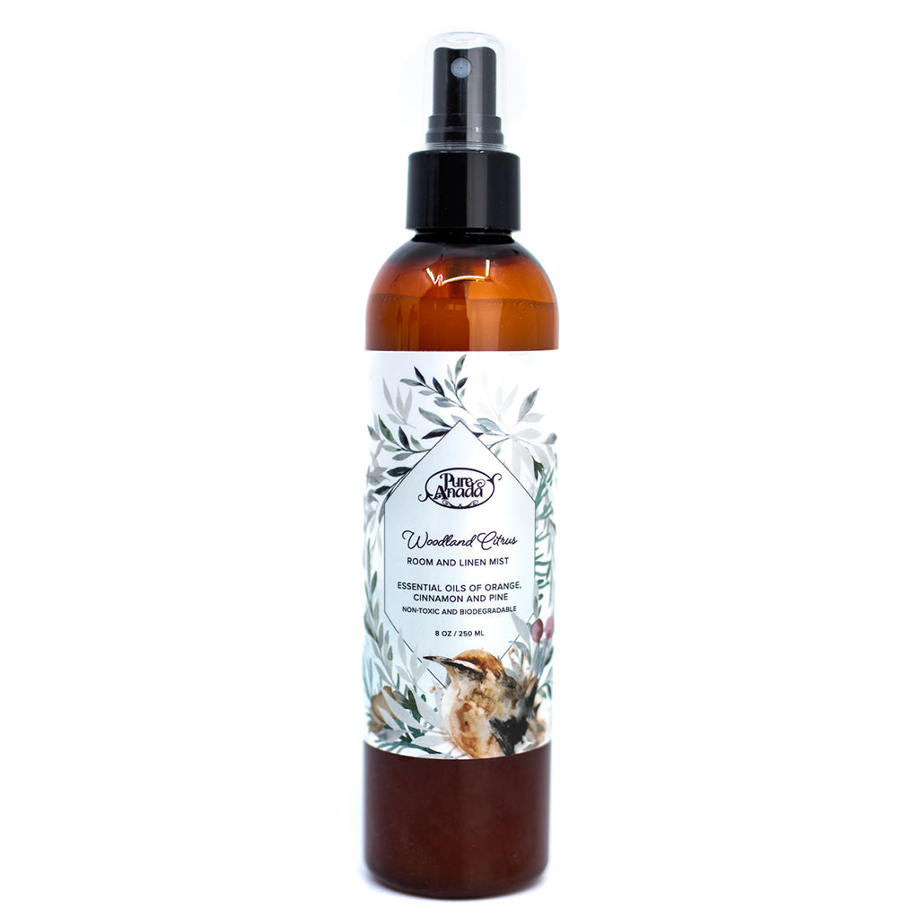 Room & Linen Mist - Woodland Citrus 250ml