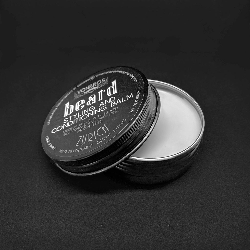 Beard Styling and Conditioning Balm