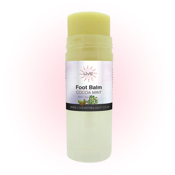 Cocoa Mint Foot Balm 56ml