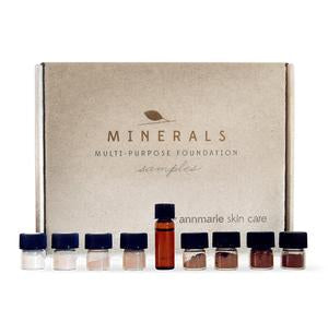 Sample Kit - Minerals by Annmarie -Multi-Purpose Foundation-AnnMarieGianni-Live in the Light