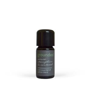 Grounded - Essential Oil Perfume Blend 5ml-AnnMarieGianni-Live in the Light