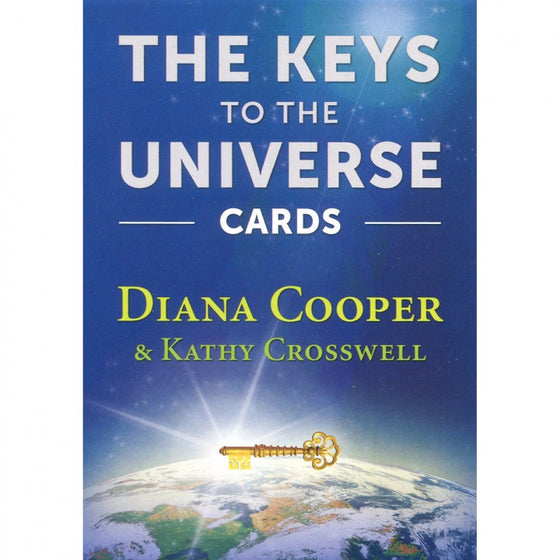 Keys to the Universe - Oracle Cards