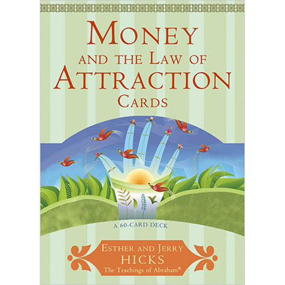 Money and the Law of Attraction Cards - Oracle Cards