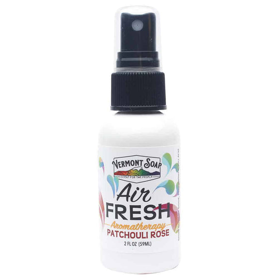 Air Fresh Aromatherapy Spray Mister  - Patchouli Rose