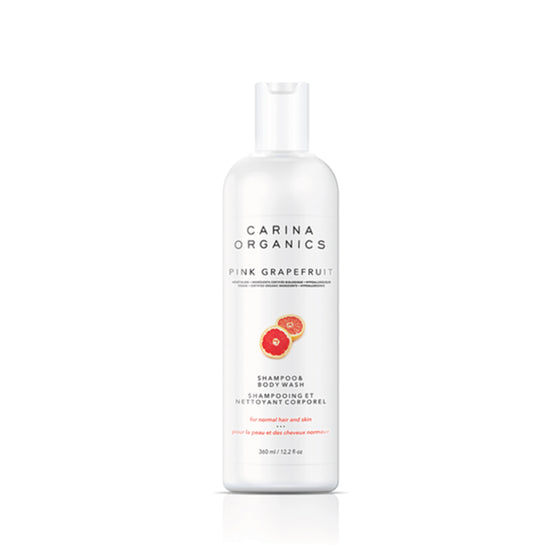 Pink Grapefruit Shampoo And Body Wash 360ml