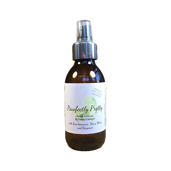 Pawfectly Pretty Organic Dog Perfume – Spruce Pup - 150ml