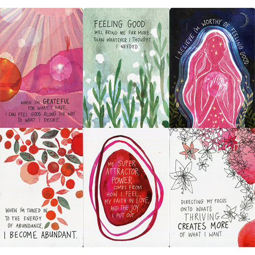 Super Attractor Affirmation Cards