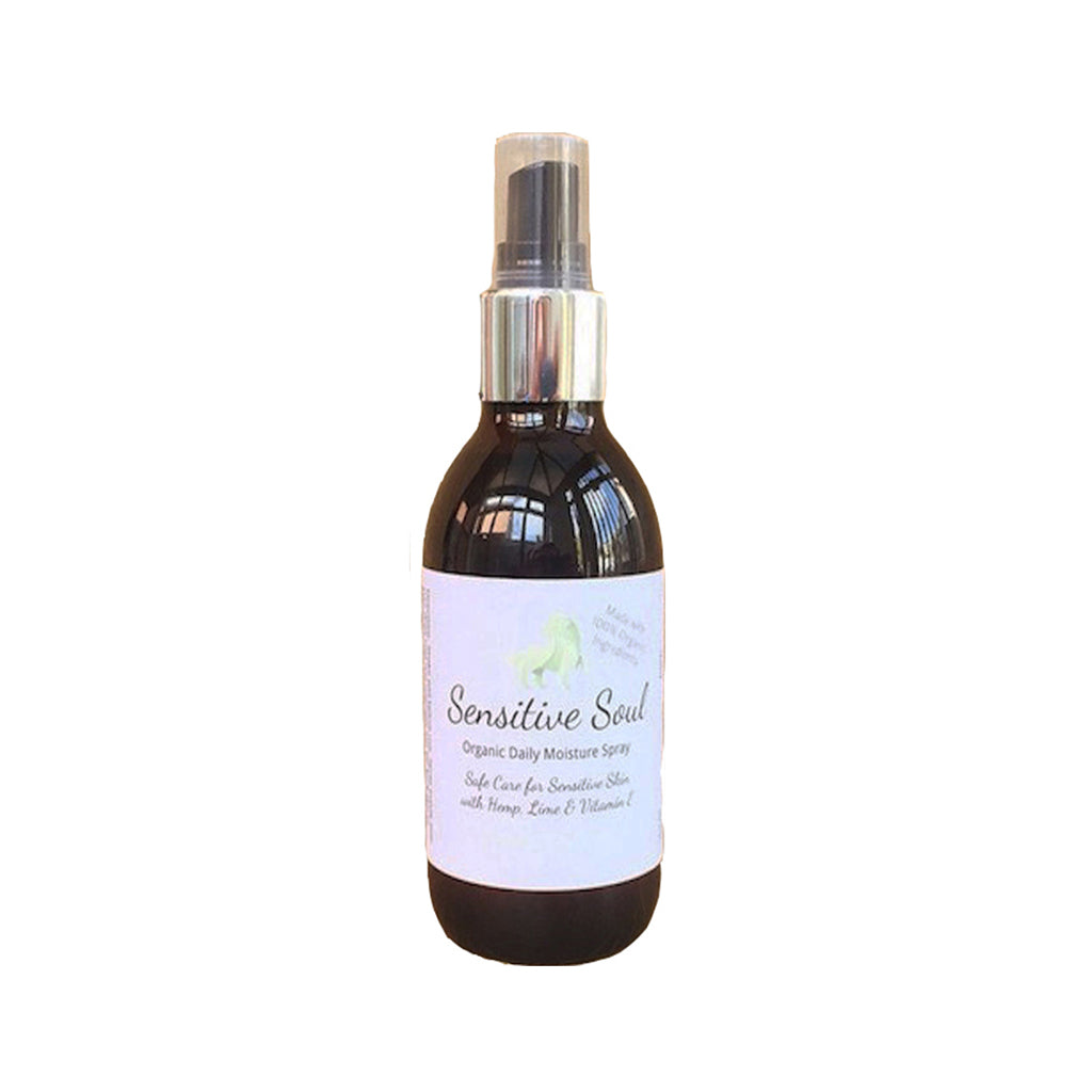 Sensitive Soul Organic Daily Moisture Spray – Intense Moisture - 150ml