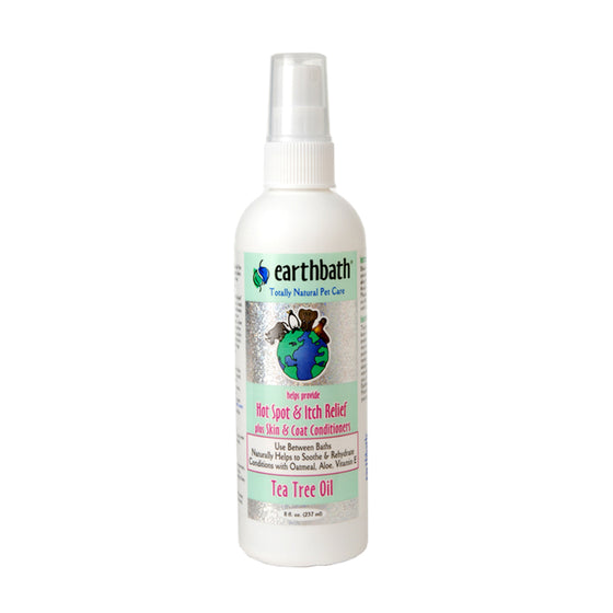 Tea Tree Oil Hot Spot & Itch Relief 8oz / 237ml