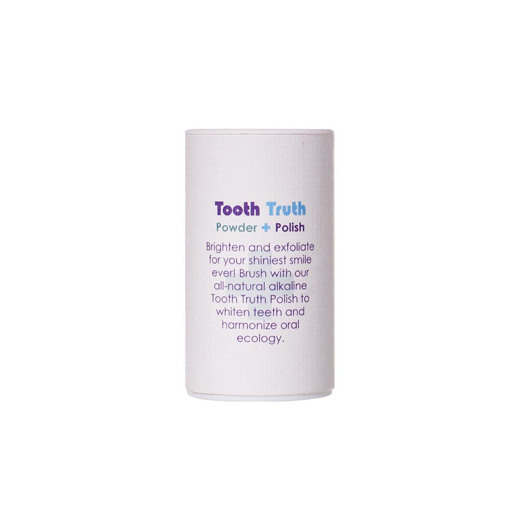 Living Libations Tooth Truth Powder Polish 30ml