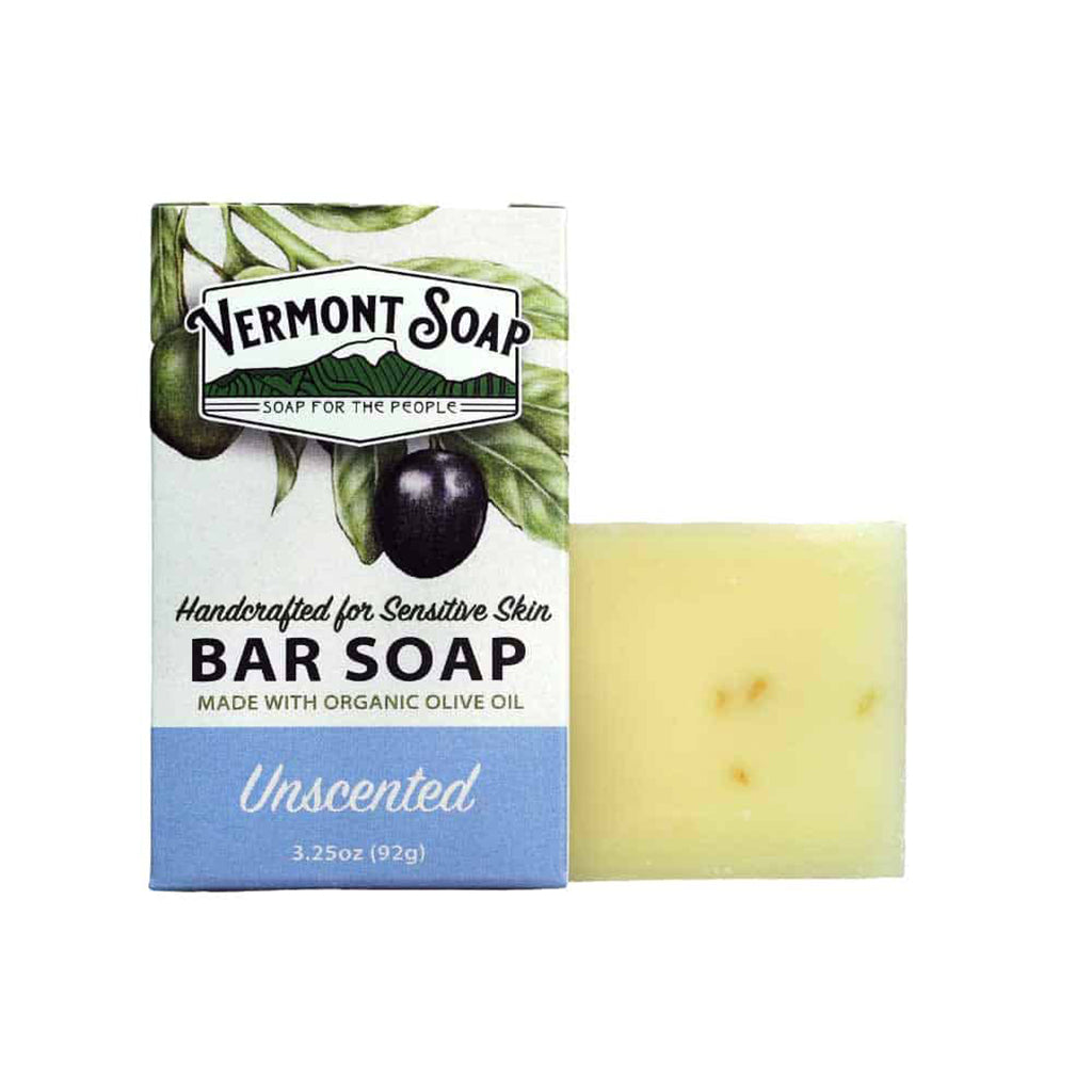 Handmade Bar Soap - Unscented 92g