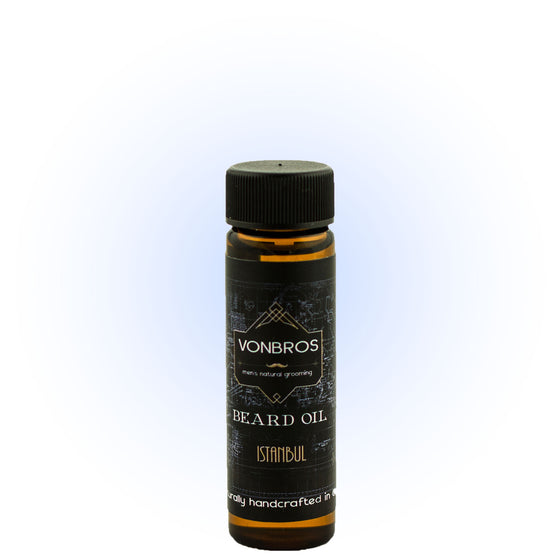 Istanbul - Beard Oil 15ml-VonBros-Live in the Light