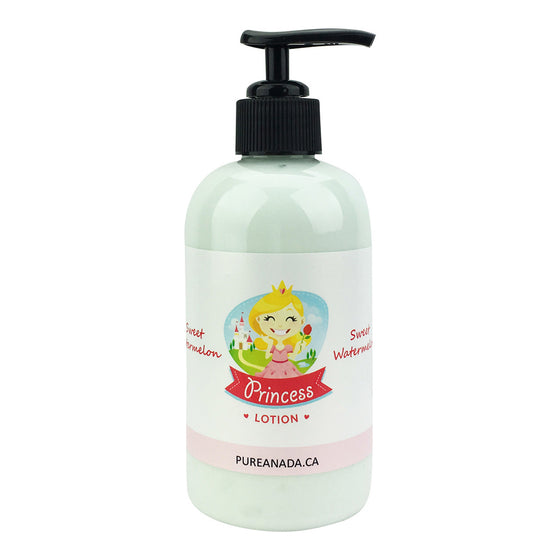 Princess Lotion - Sweet Watermelon 230ml-PureAnada-Live in the Light