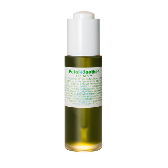 Living Libations Petal Soother Yoni Serum 30ml