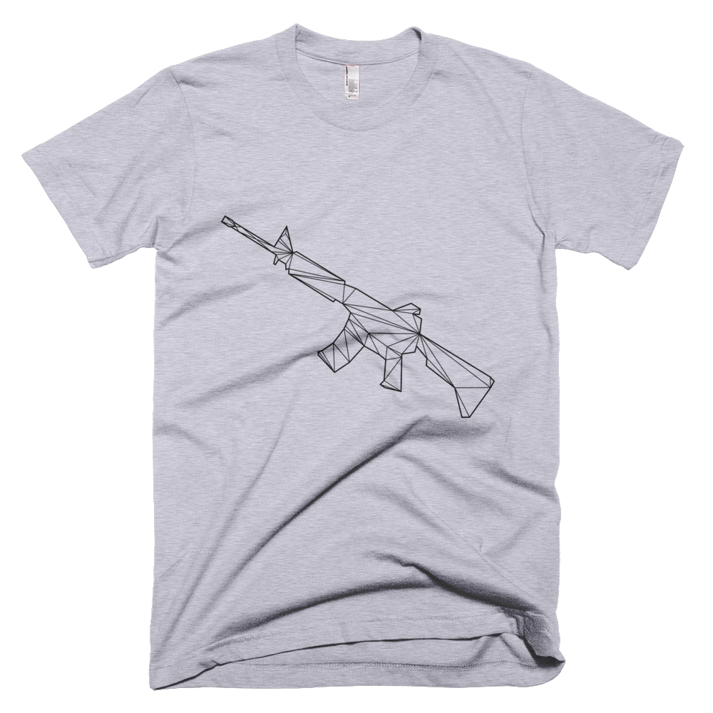Rifle - t-shirt for men