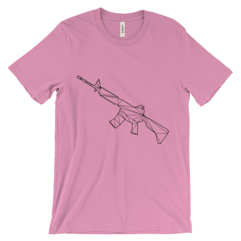 Rifle - t-shirt for women