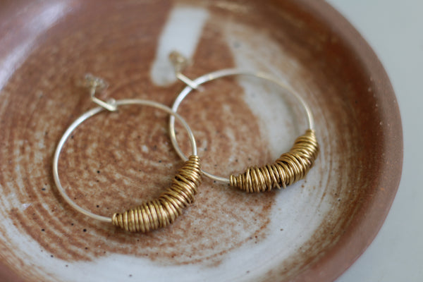 Juno Hoop Earrings