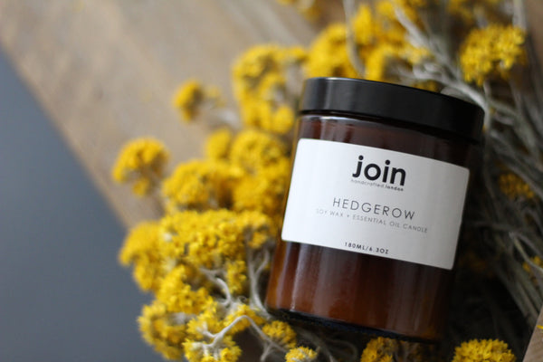 Scented candle by Join