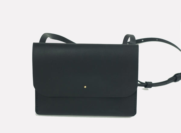 Travel pouch by Kayk Goods (black)