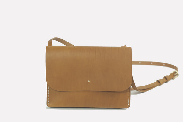 Travel pouch by Kayk Goods (tan)