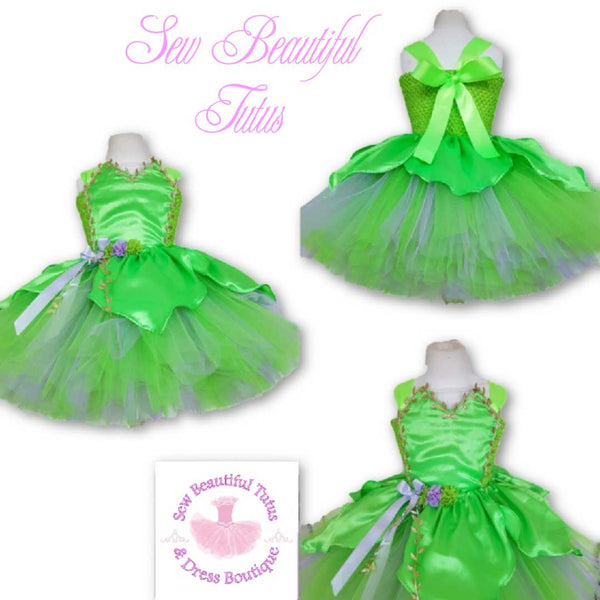 Tutu Dress - Plain Tulle