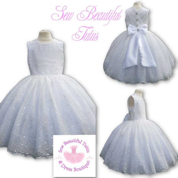 Formal/Flower Girl - Sewn Collection