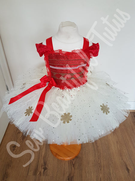 Available Now - Polynesian Princess Sparkle Tutu Dress Age 2-3yrs